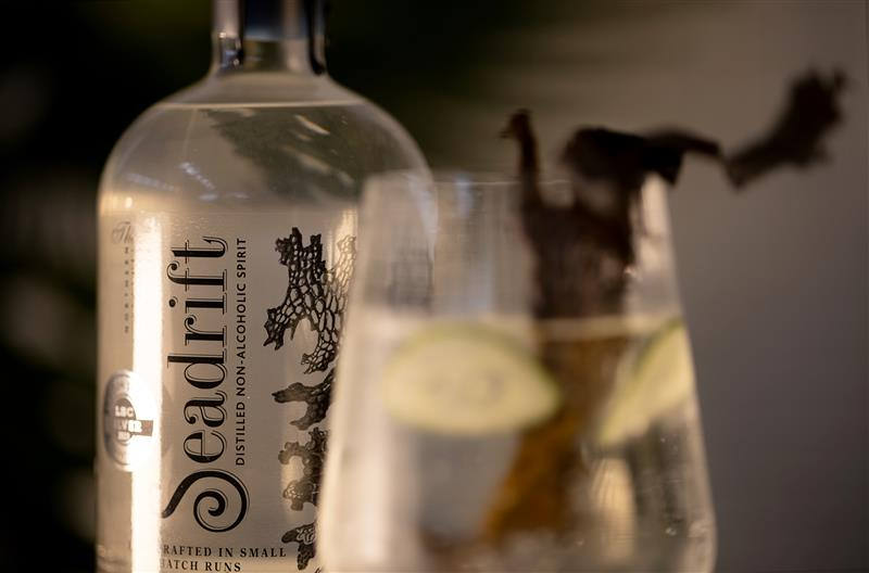 SEADRIFT PARTNERS WITH SYDNEY WRITERS' FESTIVAL AS THE NON-ALCOHOLIC SPIRIT OF CHOICE